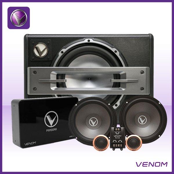 Venom Official Audio Bekasi