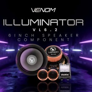 Paket Audio Venom Illuminator